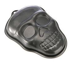 Eddingtons Scary Skull Cake Pan Tin