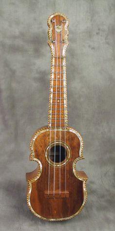 1920s Hawaiian ukulele
