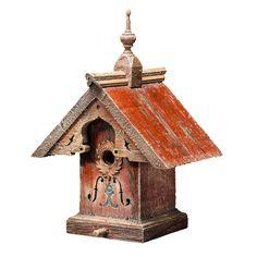 Baroque Birdhouse | Barns Into Birdhouses