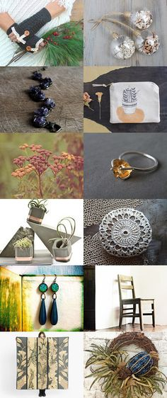 Holiday Collection No. 4 by Jenna Tagliaferri on Etsy--Pinned with TreasuryPin.com
