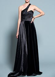 Angela Tagoch Couture de Luxe Evening Gown made in Paris   #fashion #women #wedding #dress #evening #gowns #designer #haute #couture #paris #cocktail #special #occasions #buy #sell #distributor #designer #ideas