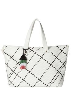White Horse Deluxe Printing Small Purse Portable Receiving Bag