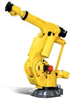 Portfolio automatización - Robótica, paletizadores y Pick and Place Robot Scara, Industrial Robots, Machine Parts, Outdoor Power Equipment, Objects, Fanuc Robotics, Technology, Superhero, Image