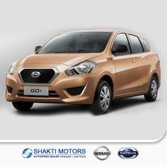 #DatsunGo+ #Designed to cater as the people carrier #Car for the #Indian Market. Shanti Nissan: https://goo.gl/9Ms3Zg #BookMyCar #MyCar #FirstCar #Drive #Road #MicraActive