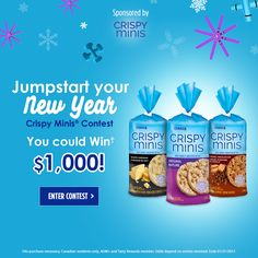 Jumpstart your New Year Contest