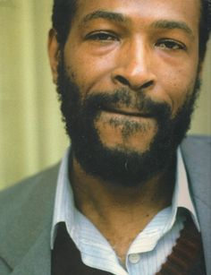 Marvin Gaye-- What a man!