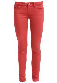 Levi's 535 LEGGING Slim Fit Jeans foggy sundown red