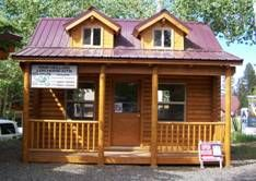 small buildings kits for sale Small Cabins For Sale Pine