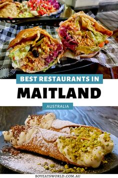 Are you looking for great places to eat in Maitland, Australia? Here's a tasty list of the best restaurants in Maitland, including cafes and what to eat! I Maitland restaurants I Australia restaurants I where to eat in Australia I cafes in Maitland I food in Australia I #Australia #Maitland #foodguide Australia Travel Guide, Visit Australia, Traveling With Baby, Travel With Kids, Family Travel, Travel Guides, Travel Tips, Drinking Around The World, Foodie Travel
