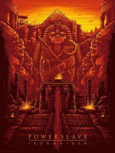 Iron Maiden faz parceria para criação de novas imagens que representam músicas clássicas