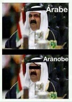 Arabe... Aranobe