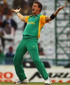 Wine and Pizza keep cricketer Dale Steyn pumped up
