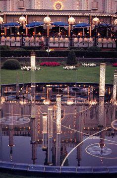 Tivoli Gardens, Copenhagen, Denmark  -  Travel Photos by Galen R Frysinger, Sheboygan, Wisconsin