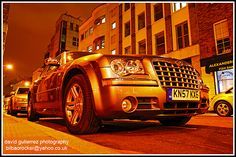 Luxury Car in the City by gutierrezcars, via Flickr