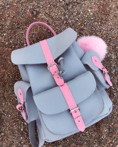 Girly Backpacks, Cute Mini Backpacks, Stylish Backpacks, Canvas Backpacks, Fashion Bags, Fashion Backpack, Kawaii Bags, Sacs Design, Accesorios Casual