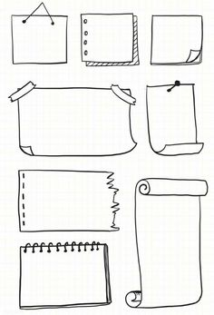 Free tutorials for bullet journal doodles to teach you how to draw a book standing up, an open book, a stack or pile of books, a bookshelf and more. Bullet Journal Boxes, Bullet Journal Headers, Bullet Journal Banner, Bullet Journal Lettering Ideas, Bullet Journal Notebook, Bullet Journal School, Bullet Journal Inspiration, Book Journal, Journal Ideas