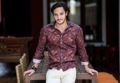 Allan viverá um jogador de pôquer paulistano e golpista, primeiro protagonista de sua carreira (Foto: Gabriel Felix)