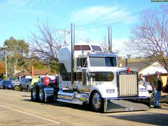 photo by secret squirrel | 007 at alexandra truck show 2008 … | Flickr