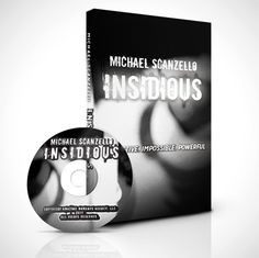 Insidious (DVD & Props) by Michael Scanzello - Trick The Spectator, Magic Book, Everyday Objects, The Magicians, Things To Come, In This Moment, San Diego, Products, Shop