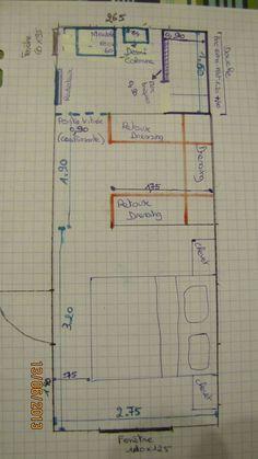 Small master bedroom closet ideas walk in spaces Trendy ideas Master Bedroom Plans, Master Bedroom Closet, Master Bedroom Addition, Small Closet Organization, Bathroom Organisation, Garage Bedroom Conversion, Master Suite Layout, Narrow Bedroom, Closet Layout