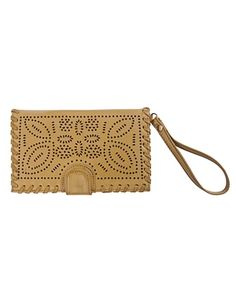 Perforated Leatherette Wallet - Accessories - Handbags & Wallets - Shoulder Bags - 1085166983 - Forever21 - StyleSays