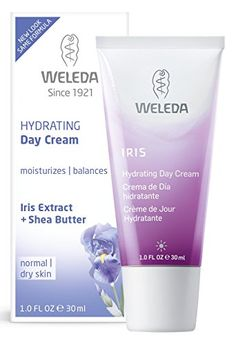 Shop Iris Hydrating Facial Lotion from WELEDA and hundreds of other Skin Care products at Smallflower Cream For Oily Skin, Skin Cream, Iris, Deodorant, Best Night Cream, Facial Lotion, Thing 1, Face Skin Care, Dry Face