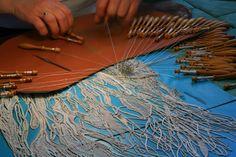 Atelier conservatoire national de la dentelle - ateliers des arts : Patrimoine culturel Puy-en-velay (le)