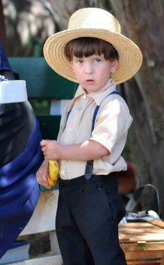 Amish: Innocence