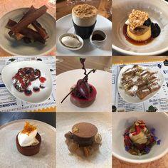 Desserts of September September 2, Food Reviews, Food Photography, Food Porn, Meals, Dinner, Desserts, Instagram, Dining