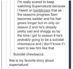 Suicidal Chewbacca