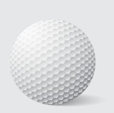 Adobe Illustrator free tutorials: How to create a golf ball illustration in Adobe Il...