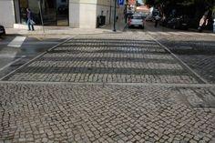 Orçamento Participativo: Identificação de passadeiras para invisuais e baixa visão em Torres Vedras