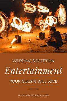 From fire dancing and pyrotechnic sparklers, to mariachi bands, and la hora loca - your wedding guests are going to love these wedding reception entertainment ideas! #katestravel Entertainment Ideas, Wedding Entertainment, Destination Wedding, Wedding Planning, Shock And Awe, Beach Wedding Inspiration, Welcome To The Party, Cheap Tickets, Grand Entrance
