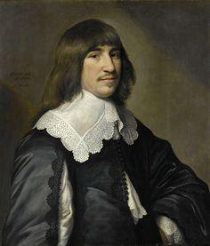 Portrait of Henrick Hooft, Michiel Jansz van Mierevelt, 1640   http://hdl.handle.net/10934/RM0001.COLLECT.9108