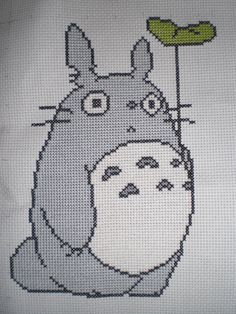Totoro by ~Shiori500 on deviantART