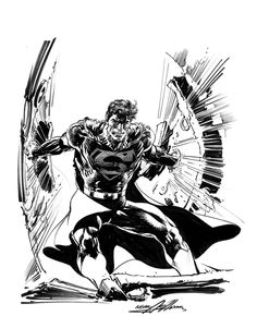 Superman by Neal Adams *