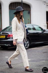 LCM Spring 2016 Street Style: Ashley Owens