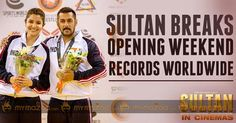 Bollywood super star #SalmanKhan special Eid release #Sultan is setting the new benchmarks for Indian cinema trade.