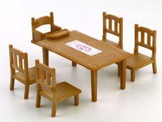 Sylvanian Family – 2933 – Poupées Et Accessoires – Table de Repas – Sylvanian | Your #1 Source for Toys and Games