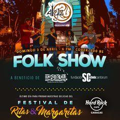 "Hard Rock Cafe Caracas presenta: ""Folk Show"" http://crestametalica.com/events/hard-rock-cafe-caracas-presenta-folk-show/ vía @crestametalica"