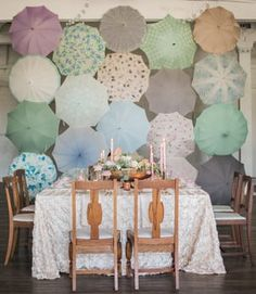 Bella Umbrella | Vintage Umbrellas for Your Wedding or Event | Alante Photography