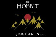 The Hobbit - Book Cover