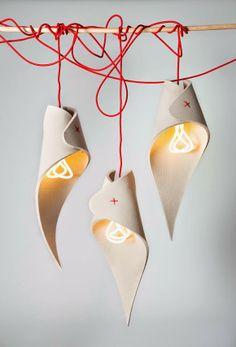 Diseño, tendencias, creatividad e innovación - loveDESIGNnews: HUSH COLLECTION por Freyja Sewell http://www.lovedesignnews.com/2013/11/hush-collection-por-freyja-sewell.html