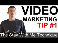 Video Marketing Tip #1 - How To Keep Your Visitors On ONLY Your Videos (Stay With Me Technique) - YouTube