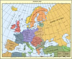 Entry for Map of the Fortnight 03 on As the French didn't need to fight in Spain, they manage to crush the Russians and then force the UK to negotiate. The Poles become independent, Sweden is ...