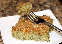 Cheesy Spinach and Farro Bake
