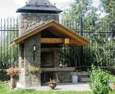 Ideas Bbq Patio Ideas Pizza Ovens For 2019 Flagstone Patio, Wood Patio, Brick Patios, Concrete Patio, Outdoor Oven, Outdoor Pergola, Diy Pergola, Backyard Patio Designs, Diy Patio