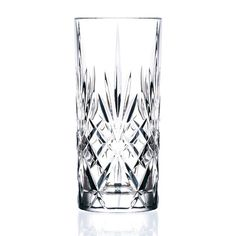 Highball Glass, Home Trends, Traditional Looks, Pint Glass, Glass Vase, Crystals, Tableware, Glasses Online, Tabletop