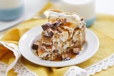 No+Bake+Peanut+Butter+Snickers+Cheesecake+Recipe