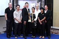There is nothing like a good cup of tea or coffee. And nothing like winning a championship cup, too! We are really proud of our food and beverage team at Centara Grand Beach Resort Phuket, and they look very happy! Great news, everyone, congrats all round.
